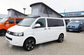 VW Transporter Pop Top Camper Campervan New Conversion 2012 Campervans For
