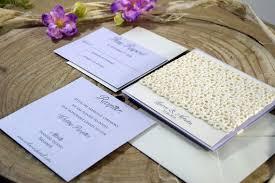 Purple Wedding Invitation Rustic Lavender Shabby Chic Lace