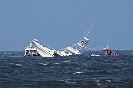 Hard Merchandise Tuna Boat Sinks by 12 Wicked Tuna Boat Sinks Deadliest Catch Saw Elliott Neese