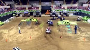 100 Lacrosse Truck Center Monster X Tour ATV Races 2014 LaCrosse WI YouTube