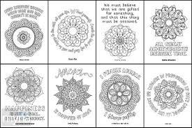 Motivation Mandalas Adult Coloring Book Inspiration For Women HomeBooksAdult BooksMotivation