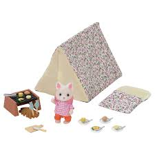 Calico Critters Master Bathroom Set by Sylvanian Families John Lewis