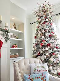 Christmas Tree Amazon Local by Best 25 Christmas Tree Themes Colors Red Ideas On Pinterest