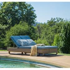 Sirio Patio Furniture Covers Canada by Cl015 Double Lounger Ensemble Chaise Longue Double Sirio Canada