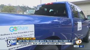GoShare App Helps You Find A Truck - YouTube Enterprise Moving Truck Cargo Van And Pickup Rental Marine Vet Who Rescued Las Vegas Shooting Victims Gets A Truck Car Sales Used Cars For Sale Dealership Camper Vans Rent 11 Companies That Let You Try Van Life On Print Page Rentals In Austin Tx Turo Penske 13056 Poway Rd Ca 92064 Ypcom San Diego County News Abc30com Houston Antonio