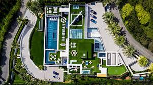 100 Residence Bel Air Aerial 250 Million Luxury 924 Rd Los Angeles
