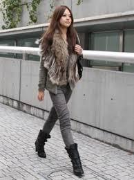 Japanese Winter Fashions