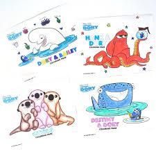 Doodle Sea Animals In 2019 Doodles Sea Creatures Drawing Animal