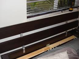 jandjhome diy upholstered headboard using the ikea hopen bed