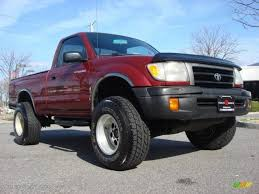 1998 Sunfire Red Pearl Metallic Toyota Tacoma Regular Cab 4x4 ... Ford Lifted Trucks Pinterest Trucks And F150 Custom Hendrick Chevrolet Hoover Al Dealership Boss Arizona Get Your Truck In Phoenix 2017 F250 King Ranch 6 Inch Fts Lift 22 American Force Find Metro Dallas At Classic Buick Gmc Of Carrollton Lifting Vs Leveling Which Is Right For You Diesel Power Magazine 2019 Chevy Silverado Promises To Be Gms Nextcentury Truck Bds New Product Announcement Ford 2wd Lift Kits Socal Tommy Gate Liftgates For Pickups What To Know Suspension Kits Ameraguard Accsories
