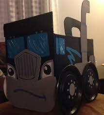 Cardboard Monster Truck | Blaze And The Monster Machine Birthday ...