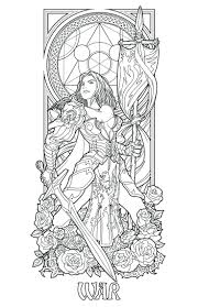 Coloring Pages Halloween Costumes Adult Colouring Disney Frozen Pdf Full Size