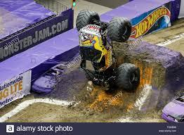 100 Hot Wheels Monster Truck Track New Orleans LA USA 20th Feb 2016 Monster Truck In
