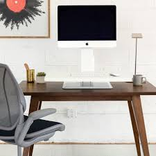 Humanscale Standing Desk Converter by Quickstand Eco Turn Any Desk Into A Standing Desk New Starting