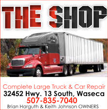 Complete Large Truck & Car Repair, The Shop, Waseca, MN Car Shop Front Header Bills Auto Restoration Cadillac Deville Convertible And Grossinger City Autoplex Chevrolet Chicago Schaumburg Solar Shade Truck Paradise Rare Information Shop Nursery Boys Toy 112 Tiny Details Artisan Wright Patterson Afb C10 Apache Classic Trucks Cars Whosale Truck Car Online Buy Best Wooden Carrier Set Merci Milo 10 Facebook Pickups Caminhes Pinterest Ford And