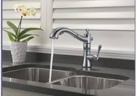 Delta Trinsic Kitchen Faucet Champagne Bronze by Delta Kitchen Faucet 410 Sinks U0026middot Like It Delta Trinsic