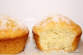 kokos zitronen muffins