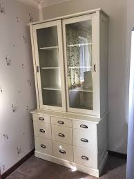 Wood Apothecary Cabinet Plans by Solid Wood Laura Ashley Apothecary Cabinet Cream Matt Lacquer