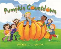 Pumpkin Farm In Maple Park Il by Pumpkin Countdown Albert Whitman U0026 Company