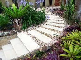 Garden Path Design Ideas By SF Landscapes Coffs Harbour