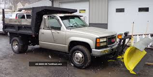 1994 Gmc K3500 Diesel 6. 5l T - Tag Dump Truck 1989 Gmc 3500 Dump Truck For Auction Municibid Sierra 3500hd Reviews Price Photos And Used 2011 Chevrolet Hd 4x4 Dump Truck For Sale In New Jersey Chevy Carviewsandreleasedatecom Trucks 2005 Fire Red Regular Cab 4x4 Dually Chassis Chevrolet Ck Wikiwand Farming Simulator 2015 1998 Dump Truck Item E2538 Sold Febr Gmc Trucks Maryland Delightful Sale Used Work In