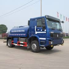 100 Water Tanker Truck China HOWO 4X4 China Transport