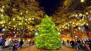 A Guide To Tree Lighting Celebrations In Philadelphia For 2017