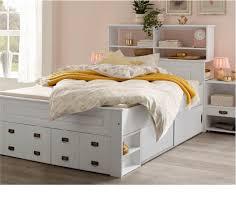 kleines schlafzimmer optimal einrichten baur