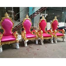 Mmd019 European Style Gold Throne Chair For Wedding - Buy European Style  Lounge Chair,King Throne Chair,Wooden Throne Chair Product On Alibaba.com