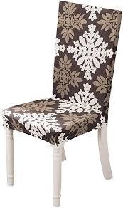 padgene universal stretch stuhlhussen 4er set abnehmbare stuhlbezug sitz stuhl esszimmer überzug stuhlüberzu abdeckungen hussen für husse hotel