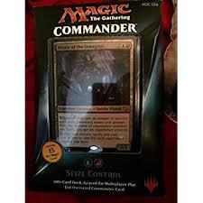 Premade Commander Decks 2015 by Mtg Commander 2015 Edition Magic The Gathering Tcg