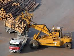 Types And Benefits Of Log Loaders - Heavy Duty Direct