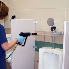 CR2 Restroom Cleaning Equipment