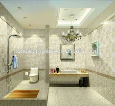 foshan 300x600 3d glazed bathroom wall tiles ceramic bathroom and