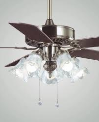 lights fancy plush design kitchen ceiling fans without lights