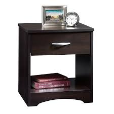 Sauder Shoal Creek Dresser Walmart by Amazon Com Sauder Beginnings Night Stand Brook Cherry Kitchen