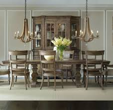 restoration hardware dining room table and chairs zinc like set