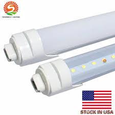 led lights 8ft r17d 4ft 5ft 6ft t8 led light 48w 2400