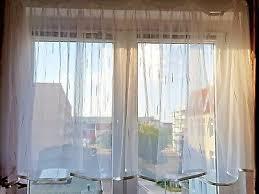 schöne gardine store wohnzimmer schlafzimmer blumenfenster