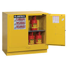 under counter flammable cabinet 889x889x559mm coshh cabinets