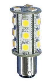 12 volt led bulb 10 30vdc ba15d bayonet base 231 lumens