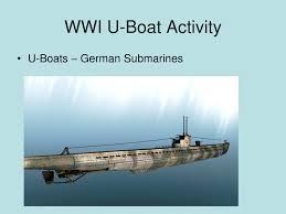 When Did The Lusitania Sink by Stevenbarbour German Submarine Warfare
