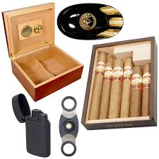 Cigar Humidor Cabinet Combo by Cigars Humidor Combo Abuelo Cuban Crafters