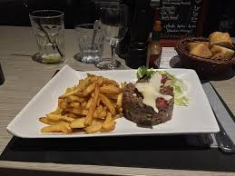 cuisine et cagne tartare italien et planche apéro picture of brasserie du