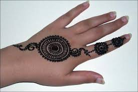 Circle Mehndi Designs Top 26 Round Mehndi Designs