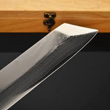 couteau de cuisine professionnel japonais japonais chef couteau sashimi sushi couteau sharp noyau vg10 damas