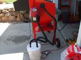 Diy Sandblast Cabinet Vacuum by Blasting Cabinets Their Purchase And Use Grassroots