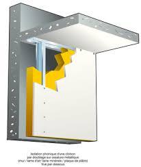 isolation phonique prix pour insonoriser mur plafond et plancher