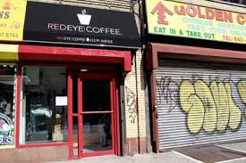 RedEye Coffee At 423 Ninth Ave Between West 33rd And 34th Streets