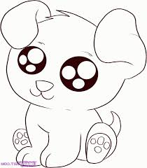 38 Cute Coloring Pages To